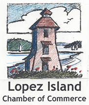 lopez island chamber of commerce logo