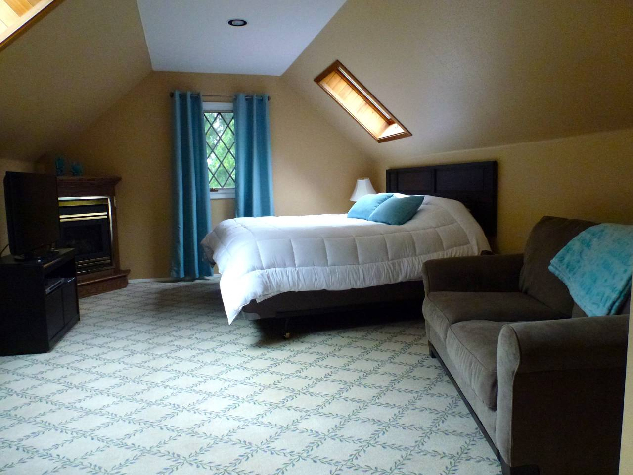 accommodation suite inn lopez island retreat