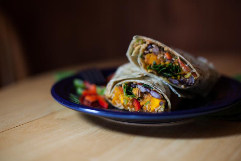 lopez island restaurant organic wraps salads soups sweets smoothies vortex salsa