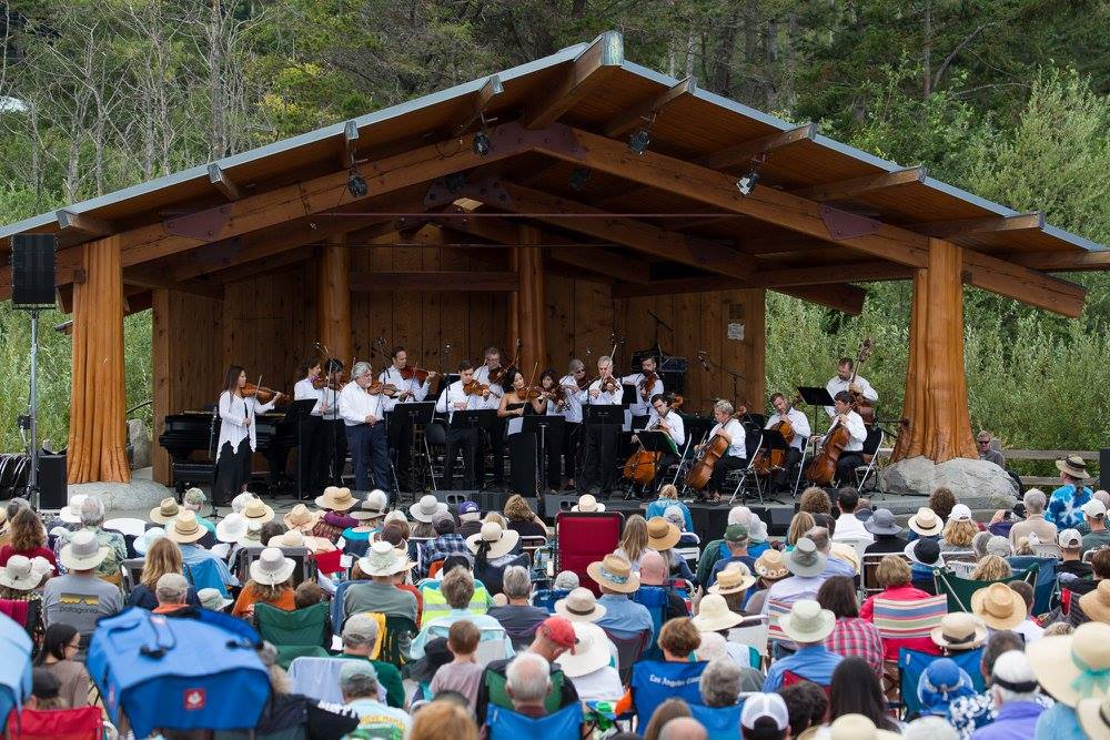 Orcas Island Chamber Music Festival on Lopez
