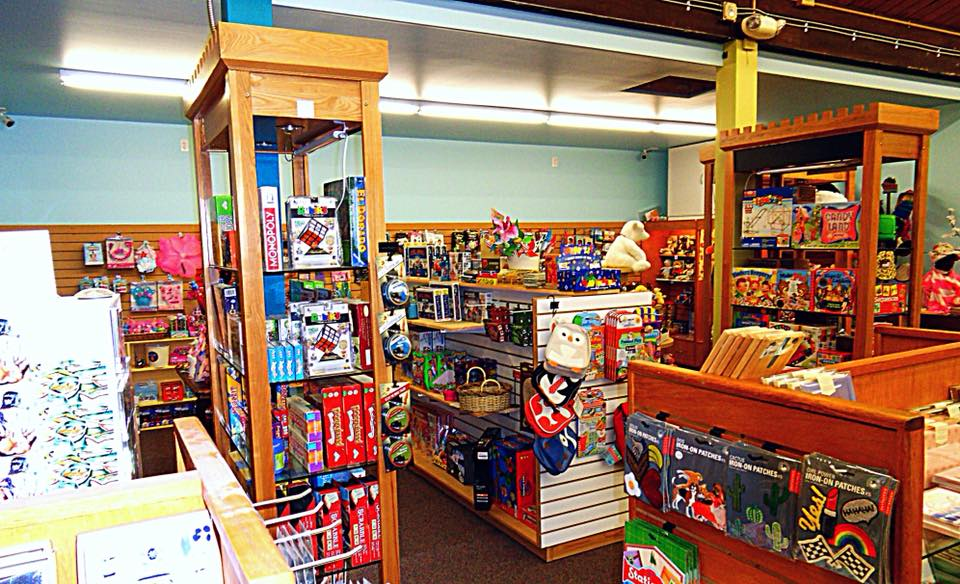 lopez island office supplies gifts cards clothing art supplies copying paper shipping UPS
