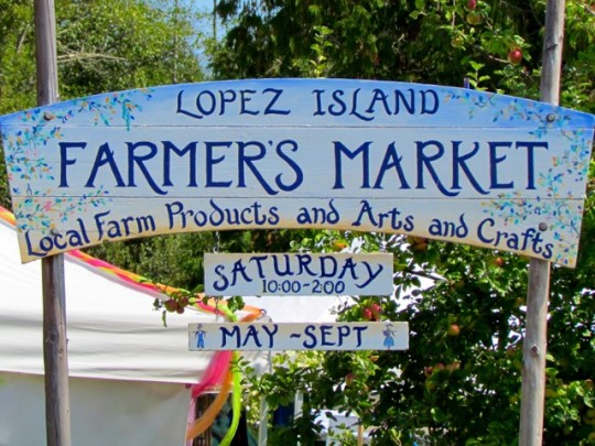 lopez island farmers market organic craft arts artists lopez produce