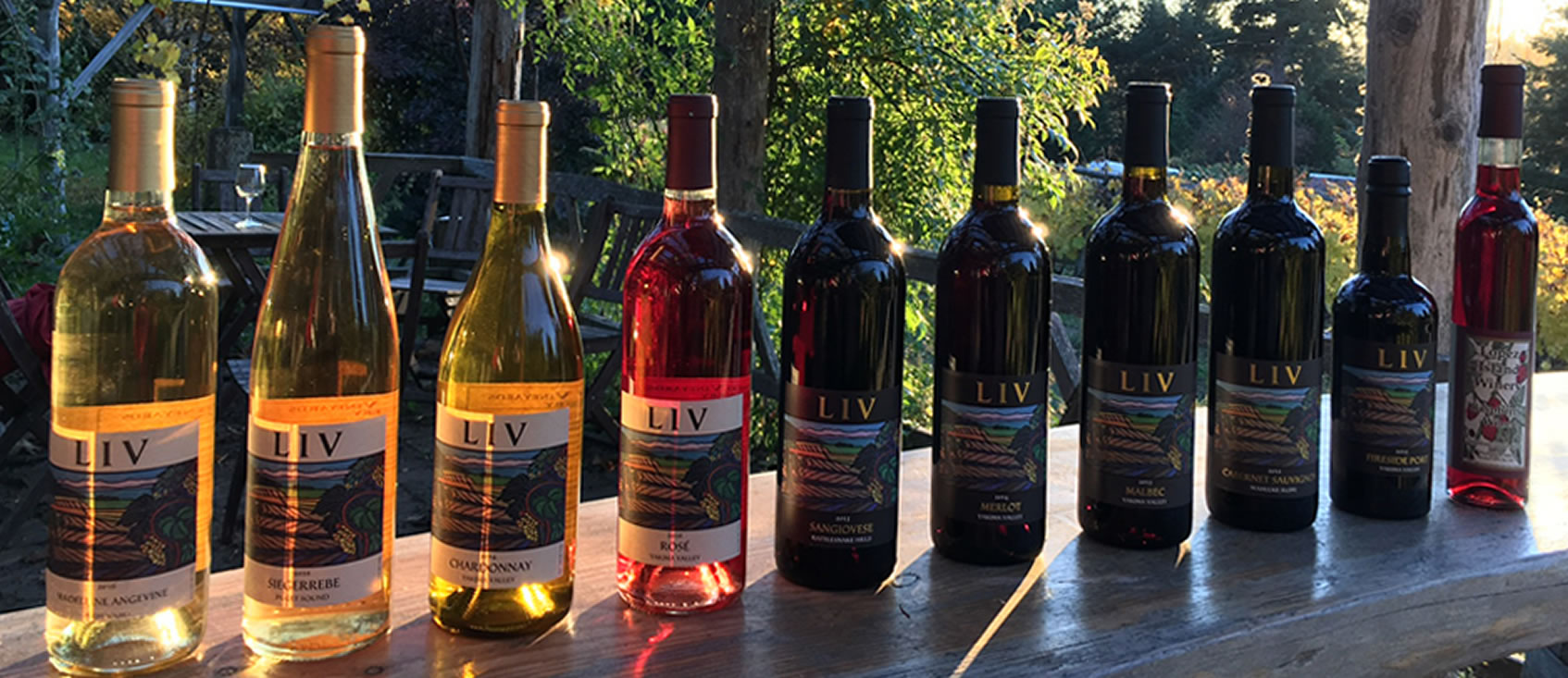 lopez island wine wines vintage winery vineyard organically grown organic
