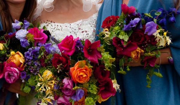 lopez island flowers florist wedding bouquet arrangements csa arbordoun farms herbal ointments lotion cream