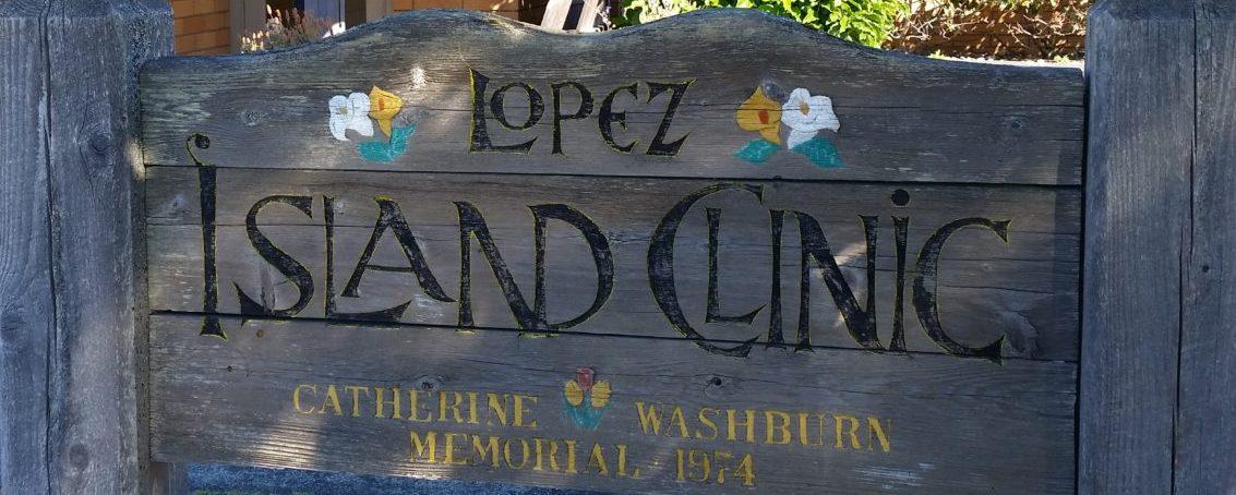 lopez island medicial center health care primary urgent clinic