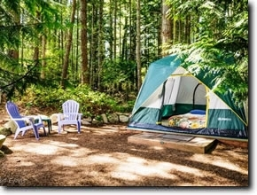 lopez island Farm Cottages and Camping outdoor cooking building accommodations glamping