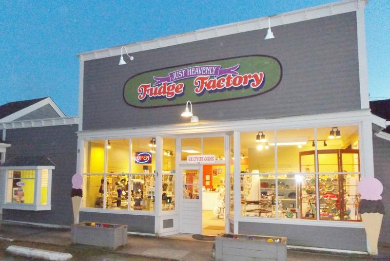 Just Heavenly Fudge Factory & Gift Shop