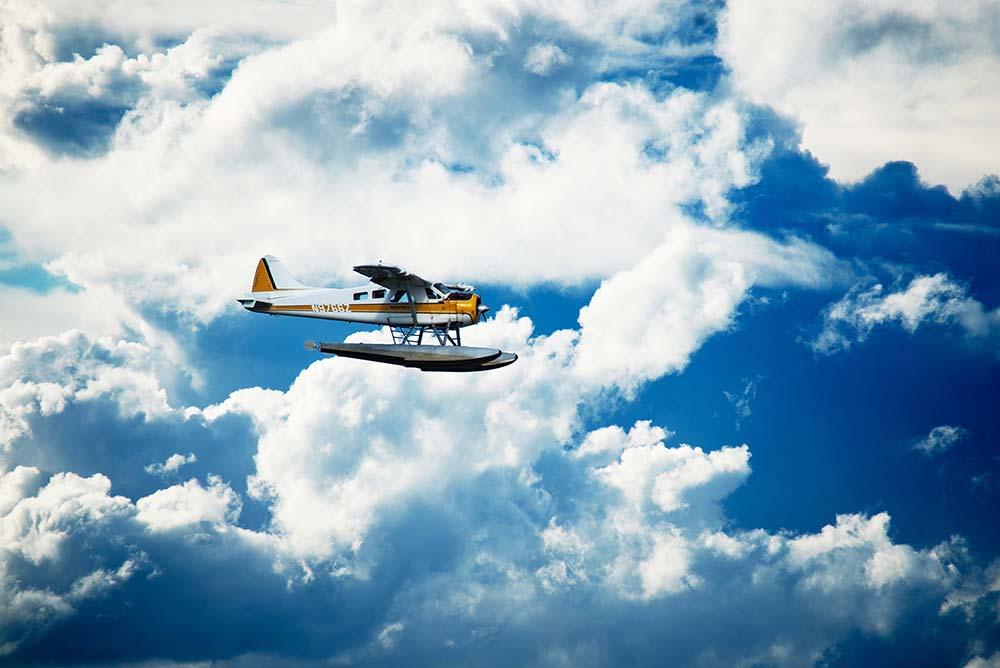 lopez island karlena pickering transportation seaplane kenmore airline
