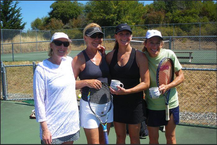 tennis club exercise lopez island