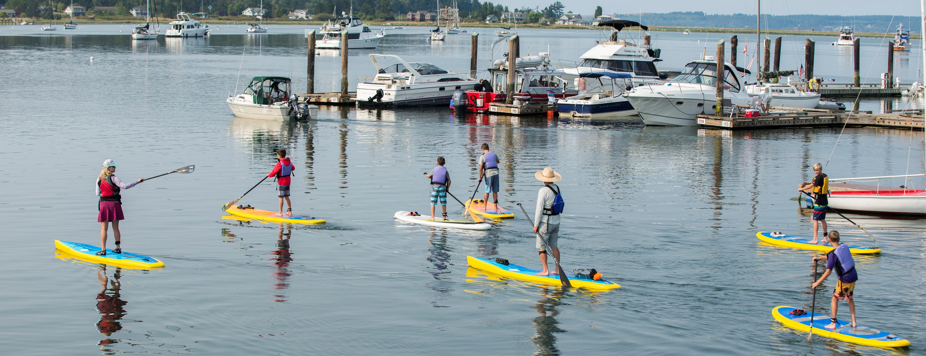 lopez island activities paddle boarding water