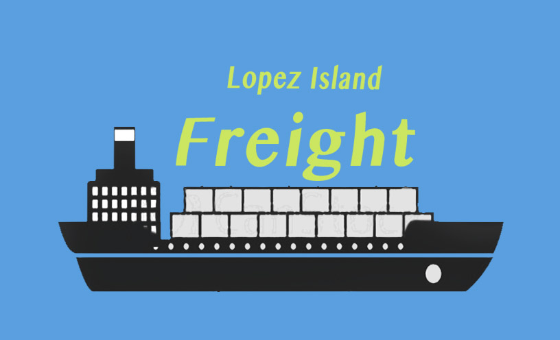 moving shipping transport freight lopez island