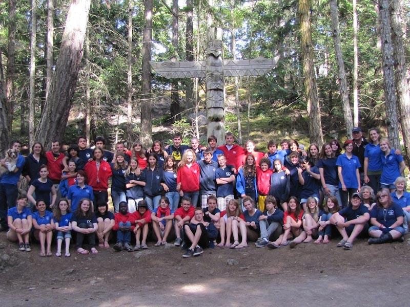Canoe Island French Camp