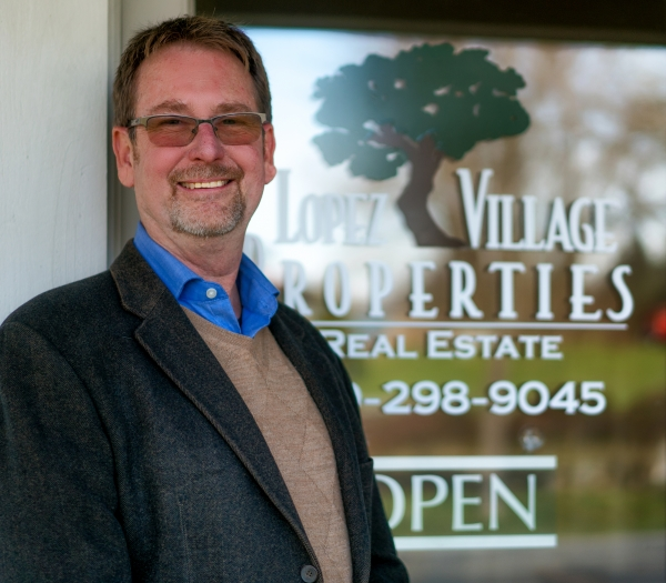 Bill Johnson, Broker – Lopez Village Properties