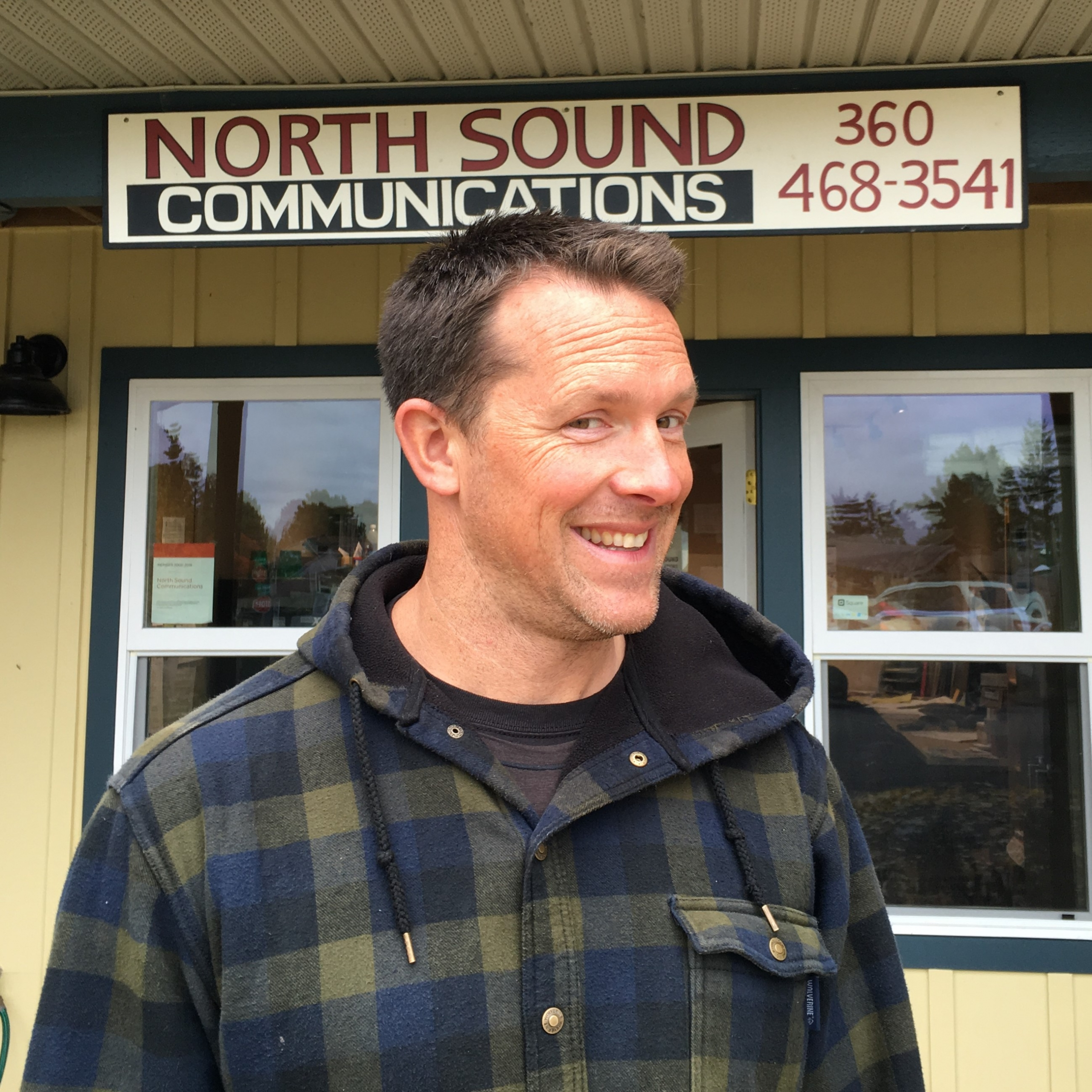 North Sound Communications Lopez Island